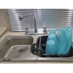 Camco Mini Dish Drainer for RV Kitchens Review