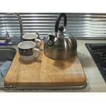 Camco Oak Accents RV Sink Cover Review