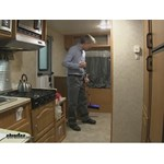 Camco RV Adjustable Broom with Dustpan Review