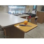 Camco Oak Accents RV Countertop Extension Review