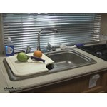Camco Sink Mate Cutting Board Review
