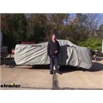Camco UltraGuard Pop-Up Camper Cover Review