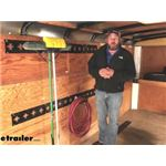 CargoSmart E-Track or X-Track System Extended Dual Arm Tool Hook Review