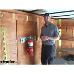 CargoSmart E-Track or X-Track System Fire Extinguisher Holder Review
