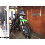CargoSmart E-Track or X-Track System Motorcycle Wheel Chock Review