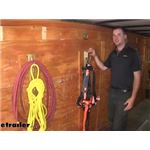 CargoSmart E-Track or X-Track System Small Storage Hook Review