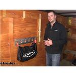 CargoSmart E-Track or X-Track Utility Track Bag Review