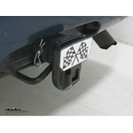 Carr Checkered Flags Hitch Mounted Step Review