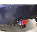 Carr American Flag Hitch Mounted Step Review