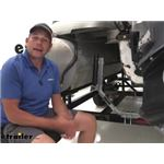 CE Smith Pontoon Boat Trailers Roller Style Guide-Ons Review