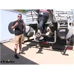 CE Smith Pontoon Boat Trailer Post-Style Guide-Ons Review