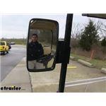 CIPA Golf Cart Adjustable Side Mirror Review