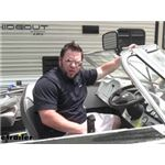CIPA Comp Rearview Boat Mirror Review
