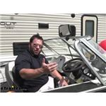 CIPA Comp Universal Rearview Boat Mirror Review
