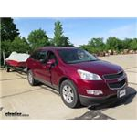 CIPA Deluxe Door Mount Mirror Installation - 2010 Chevrolet Traverse