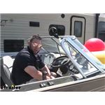 CIPA Ellipse Rearview Boat Mirror Review