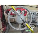 The Club Steering Wheel Lock Review