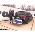 Curt Folding Aluminum Cargo Carrier Review