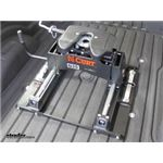 Curt 5th Wheel Round Tube Slider for Ford Super Duty Towing Prep Package Review