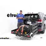 Curt Cargo Carrier with Ramp Review