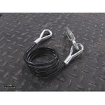 Curt Single Hook Coiled Safety Cables Review
