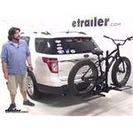 Curt  Hitch Bike Racks Review - 2011 Ford Explorer
