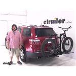 Curt  Hitch Bike Racks Review - 2012 GMC Acadia