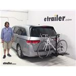 Curt  Hitch Bike Racks Review - 2016 Honda Odyssey