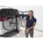 Curt Hitch Bike Racks Review - 2018 Chrysler Pacifica