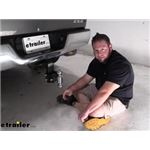 Curt Trailer Hitch Receiver Lock Review