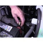 Deka Battery Side Bolt Extender Installation