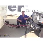 Demco Commander II Non-Binding Tow Bar Review and Installation