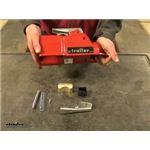 Demco eZ-Latch Channel Tongue Trailer Coupler Latch Repair Kit Review