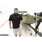 Demco Bolt-On Swivel Jack Spare Tire Carrier Review