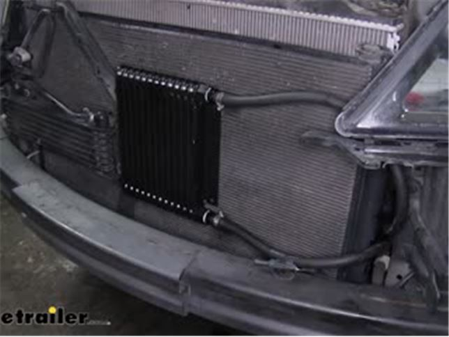 Derale 13613 Series 9000 Plate and Fin Transmission Oil Cooler by Derale