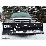 Detail K2 Avalanche Snowplow Review