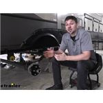 Dexter E-Z Lube Axles Trailer Idler Hub Assembly Review and Installation