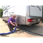 Dominator RV Sewer Hose with Bayonet and Swivel Fitting Review