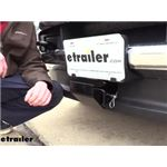 Draw-Tite Front Mount Trailer Hitch Receiver Skid Shield Review