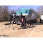 Dutton-Lainson Offset Trailer Spare Tire Carrier Review and Installation