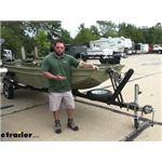 Dutton-Lainson Trailer Spare Tire Carrier Review