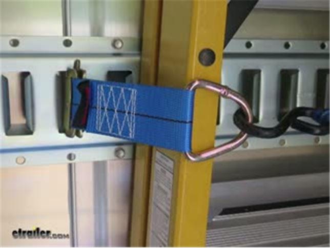 Erickson 59147 6000 lbs Load Capacity E-Track Tie-Off Ring