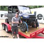 Erickson ATV E-Track Tie-Down Kit Review