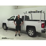 Erickson  Ladder Racks Review - 2015 Chevrolet Silverado 1500