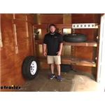 Erickson Spare Trailer Tire Bracket Kit Review