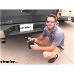 etrailer.com Flush Design Trailer Hitch Receiver Lock Review