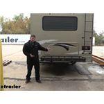etrailer RV Cargo Review - 2017 Thor Four Winds Motorhome
