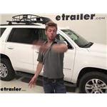 etrailer Medium Roof Cargo Basket Review - 2020 Chevrolet Tahoe