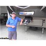 etrailer 5th Wheel Trailer King Pin Lock Review