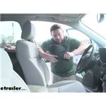 etrailer Car Seat Covers Review - 2015 Subaru Forester